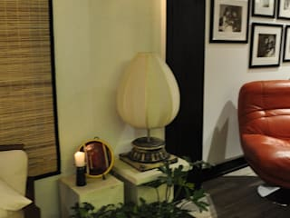Apartment monica khanna designs Living roomAccessories & decoration