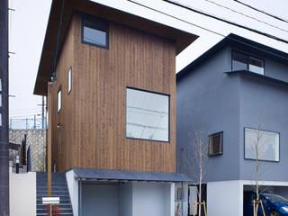 岩倉の家: 牧野研造建築設計事務所が手掛けた家です。