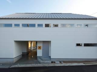 建物ファサード: 田原泰浩建築設計事務所が手掛けた家です。