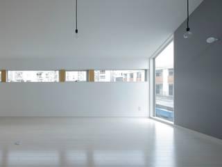 田原泰浩建築設計事務所 Eclectic style living room