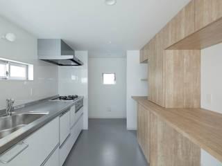 田原泰浩建築設計事務所 Eclectic style kitchen