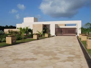 JSL Villa Modern houses by Atelier Design N Domain Modern