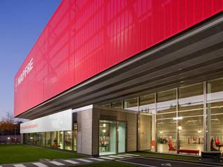 Автосалоны в стиле лофт от Beriot, Bernardini arquitectos Лофт