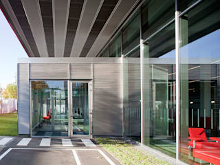 bởi Beriot, Bernardini arquitectos Công nghiệp