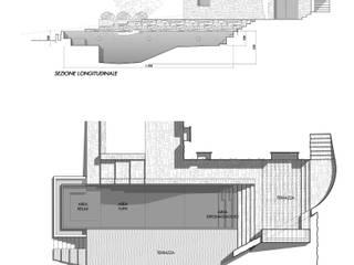 Casa DD di GIORGIO BALESTRA ARCHITETTO Moderno