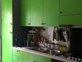 Progetto Cucina moderna di Lucia La Rovere architetto Moderno
