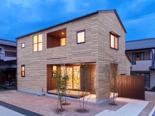 小布施の家 モダンな 家 の 君島弘章建築設計事務所 モダン