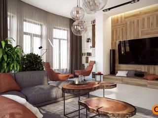 Artichok Design Living room Wood White