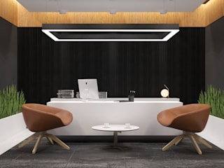Offices & stores by FARGO DESIGNS,