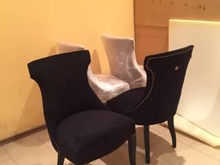 Дизайнерский стул с каретной стяжкой  S10:  в . Автор – Союз Мастеров России «4 ножки»