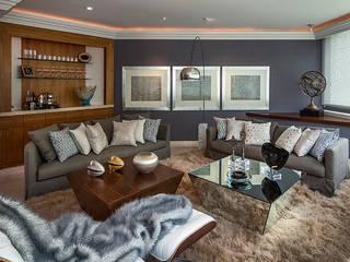 Salas de estar  por Olivia Aldrete Haas