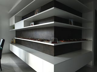 Andrea Orioli Living roomStorage