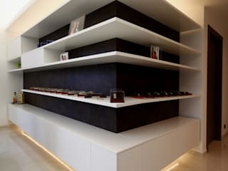 Andrea Orioli Living roomShelves