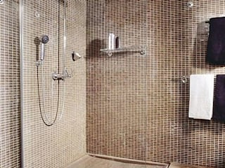 Ya Home Staging BathroomBathtubs & showers Stone Brown