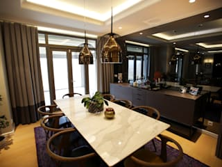 SNC HOUSE Esra Kazmirci Mimarlik Modern dining room