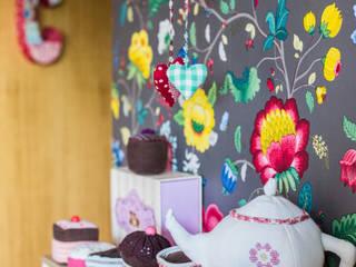 Dormitorios infantiles rústicos de Gavetão- Decoração de Interiores Rústico