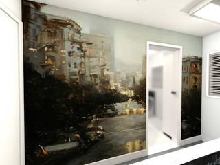Projeto Apartamento Fábio Cozinhas modernas por Gustavo Bodini | Designer de Interiores Moderno
