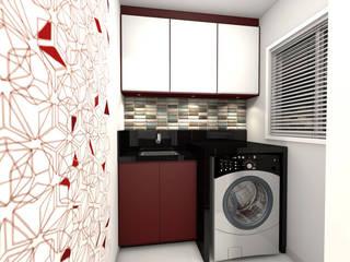 Modern kitchen by Gustavo Bodini   Designer de Interiores Modern