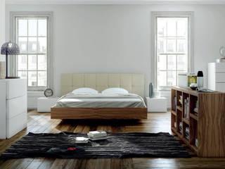 Mobiliário de quarto Bedroom furniture www.intense-mobiliario.com  Taolf http://intense-mobiliario.com/product.php?id_product=8684:   por Intense mobiliário e interiores;