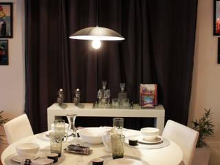 Projekty,   zaprojektowane przez Cromalux Sistemas de Iluminação Ltda,