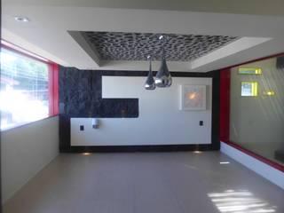 residencia: Recámaras de estilo  por bello diseño!,