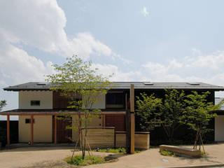 Ausgefallene Häuser von スタジオ・ベルナ Ausgefallen