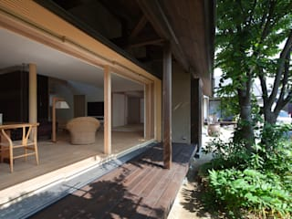Fenêtres de style  par ろく設計室