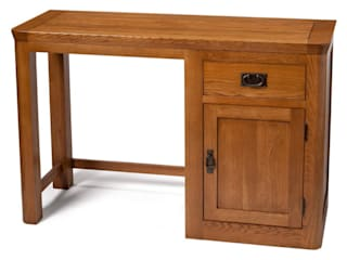 Bonsoni Kings Lynn Oak Dressing Table:   by Bonsoni.com,