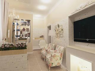 Мини салон красоты в Ессентуках Рабочий кабинет в стиле кантри от Алёна Демшинова Кантри