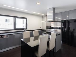 JPS Atelier - Arquitectura, Design e Engenharia Modern Kitchen