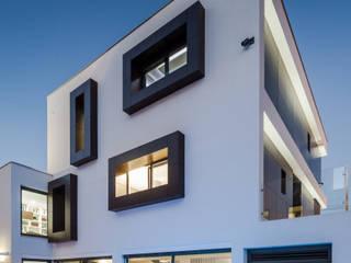 Casas estilo moderno: ideas, arquitectura e imágenes de JPS Atelier - Arquitectura, Design e Engenharia Moderno