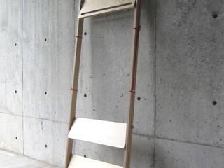 LADDER RACK - Tall abode Co., Ltd. Living roomShelves