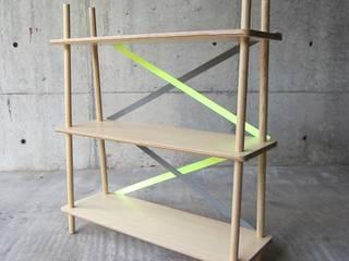 XX abode Co., Ltd. Living roomShelves