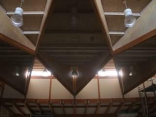 原市文化幼稚園: 伊藤邦明都市建築研究所が手掛けたホームジムです。,オリジナル