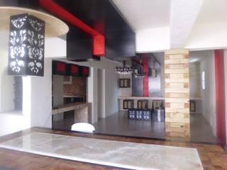 residencia: Comedores de estilo  por bello diseño!,