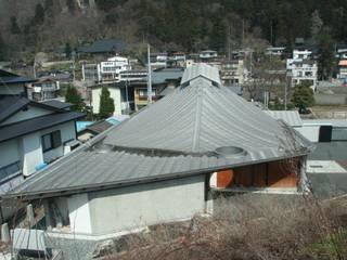 山寺郵便局: 伊藤邦明都市建築研究所が手掛けた家です。,オリジナル