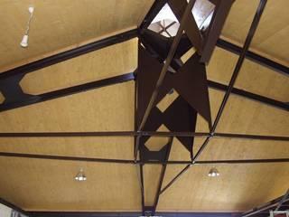 山寺郵便局: 伊藤邦明都市建築研究所が手掛けた和室です。,オリジナル