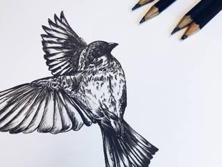 BIRD:  de estilo  por PEN STUDIO