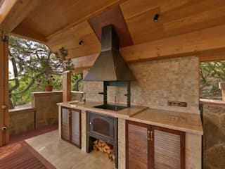 Terrazas de estilo  por Pavelchik Design