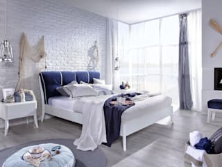 Swarzędz Home BedroomBeds & headboards White