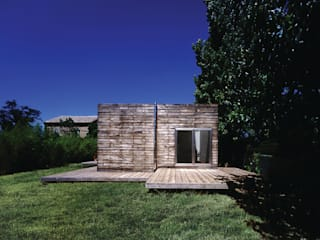 Minimalistische Häuser von MARTIN MARTIN ARQUITECTOS Minimalistisch