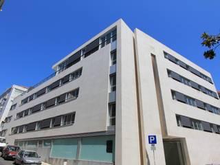 Edifício de Habitação | Lapa | Lisboa Casas modernas por ATELIER DA CIDADE Moderno