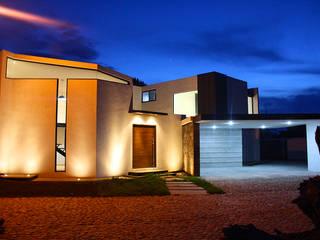 Casas modernas de Narda Davila arquitectura Moderno