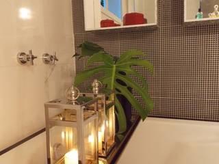 浴室 by Lúcia Vale Interiores, 現代風