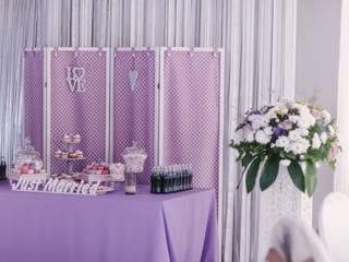 Мешок в Дом SalonAccessoires & décorations Textile Violet
