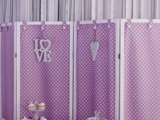 Мешок в Дом DressingAccessoires & décorations Bois Violet