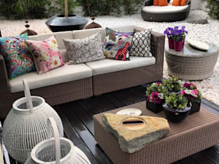 Jardines de estilo  por 3L, Arquitectura e Remodelação de Interiores, Lda, Moderno