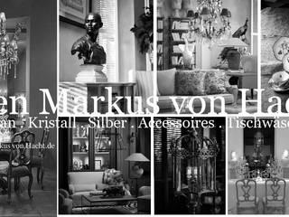 Sven Markus von Hacht - Design de Noblesse: klassische Arbeitszimmer von Sven Markus von Hacht - Design de Noblesse
