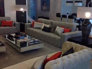 Apartamento Lisboa: Salas de estar  por 3L, Arquitectura e Remodelação de Interiores, Lda,Moderno