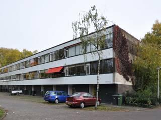 renovatie enschede:   door Wismans & De Jong Architecten BNA